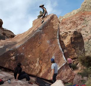 Red Rock Bouldering