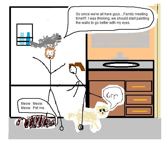 final shower scene