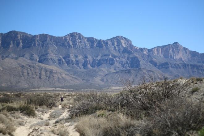 sand dune tara hike